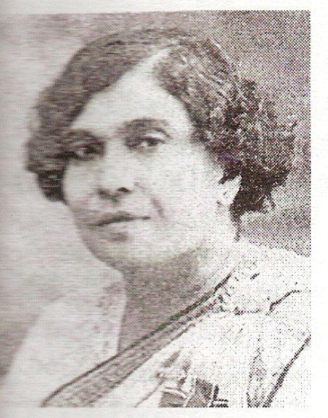 Photograph of Dr. Mary Poonen Lukose
