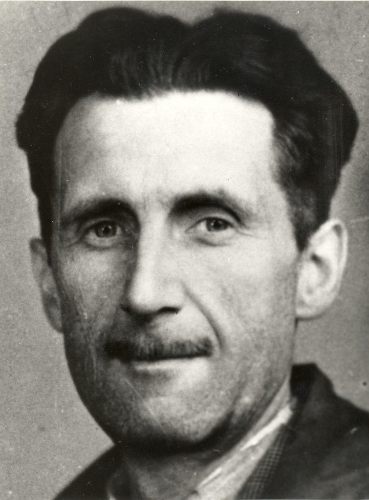 Picture of George Orwell