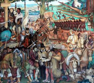Mural by Ddiego Rivera