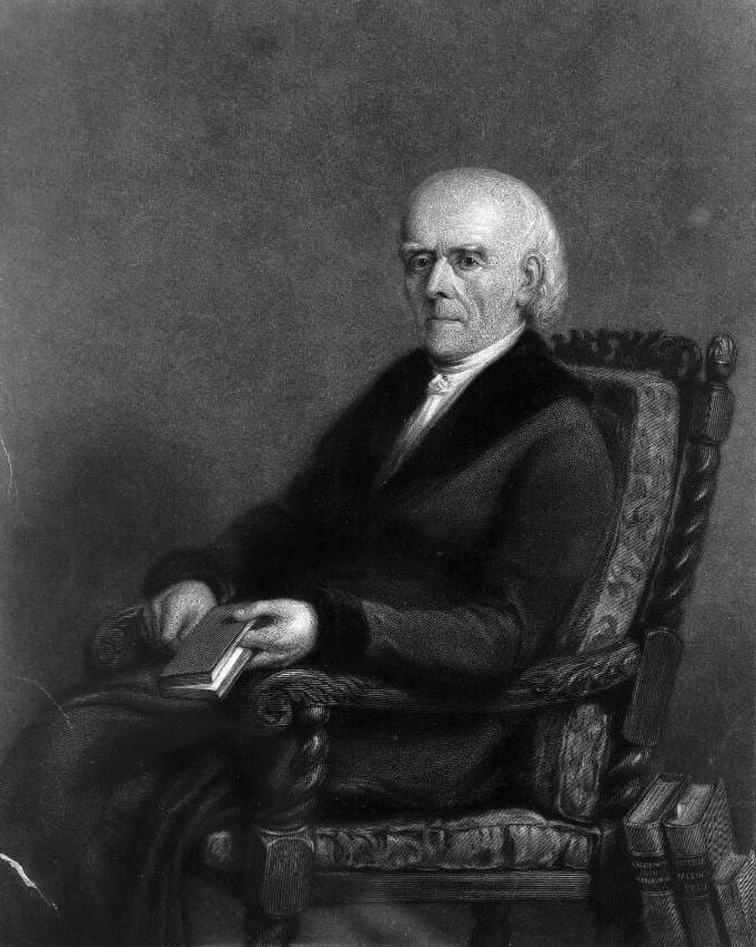 Samuel Hahnemann, physician who developed homeopathy